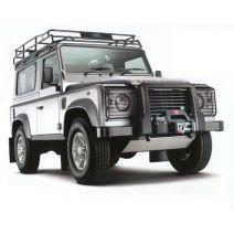 Bulbar Land Rover Defender VPLPP0061 pentru echiparea cu troliu.