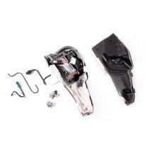 Compresor suspensie pneumatica Range Rover Sport 2005-2013 si Land Rover Discovery 3-4 LR072537 OEM AMK