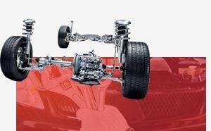 Suspensie Land Rover Range Rover Piese noi originale Land Rover